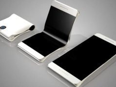 foldable screen smartphone