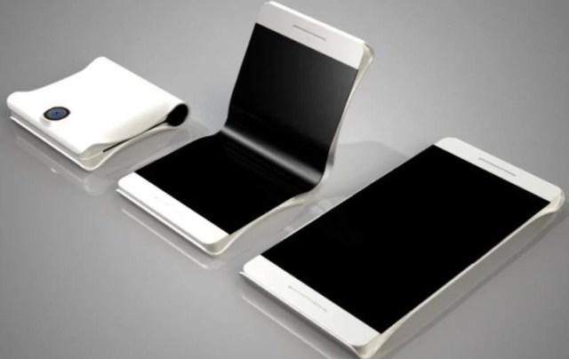 foldable screen smartphone