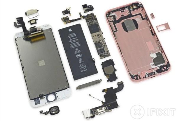 iphone 6s _tear down