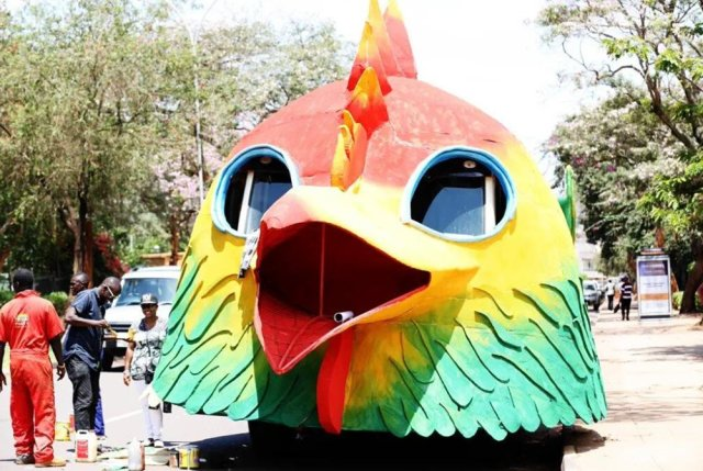 Kampala City Carnival 2015_5