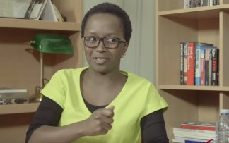 Kansiime Anne act