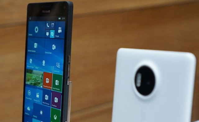 Lumia 950 XL launched