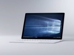 SurfaceBook laptop