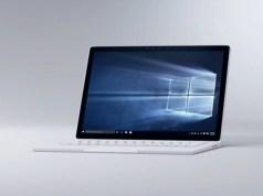 SurfaceBook laptop
