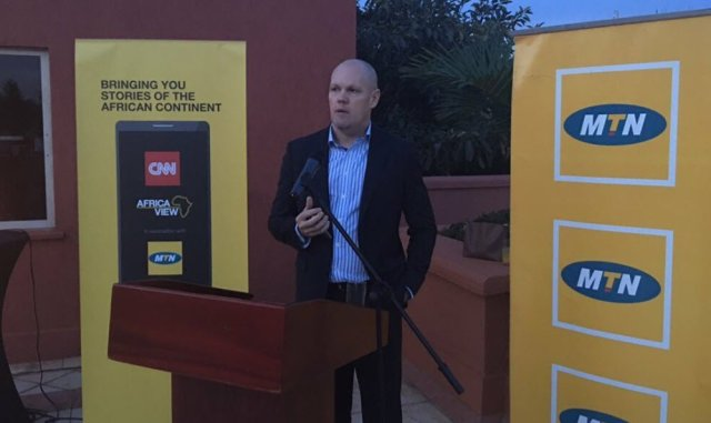 CNN and MTN App View launch