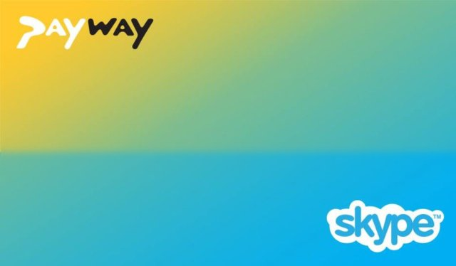 payway skype payment
