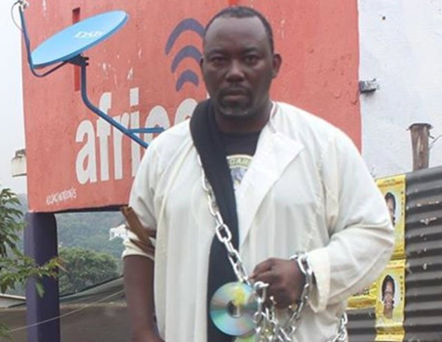 richard kaweesa strike