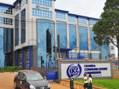 Uganda communications comission house