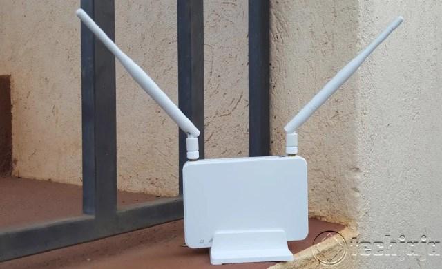 Vodafone Uganda CIR 20 Router _The router2