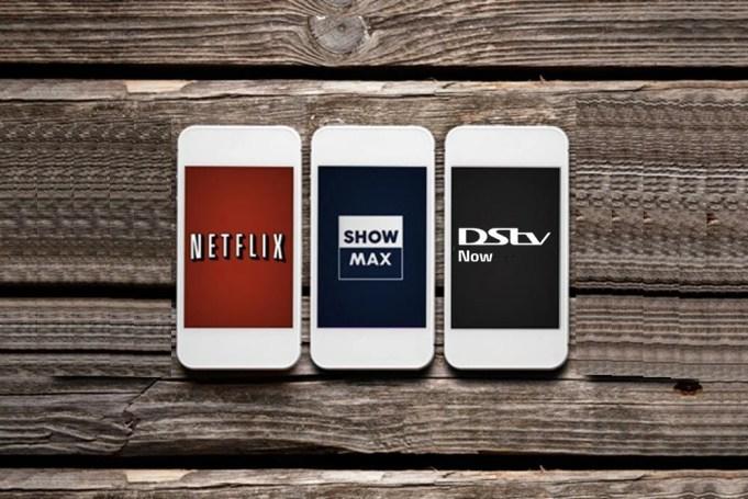 Netflix Vs DSTV Now Vs ShowMax