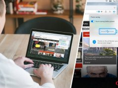 New Opera browser battery saving1