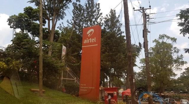 Airtel Uganda kampala