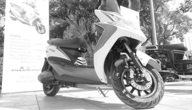 electric bikes in Uganda