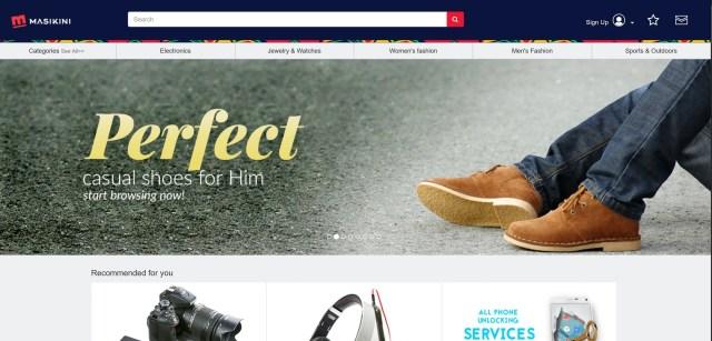 Masikini Website