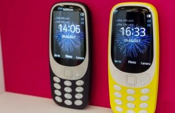 The Nokia 3310