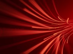 Fibre Optics red Airtel