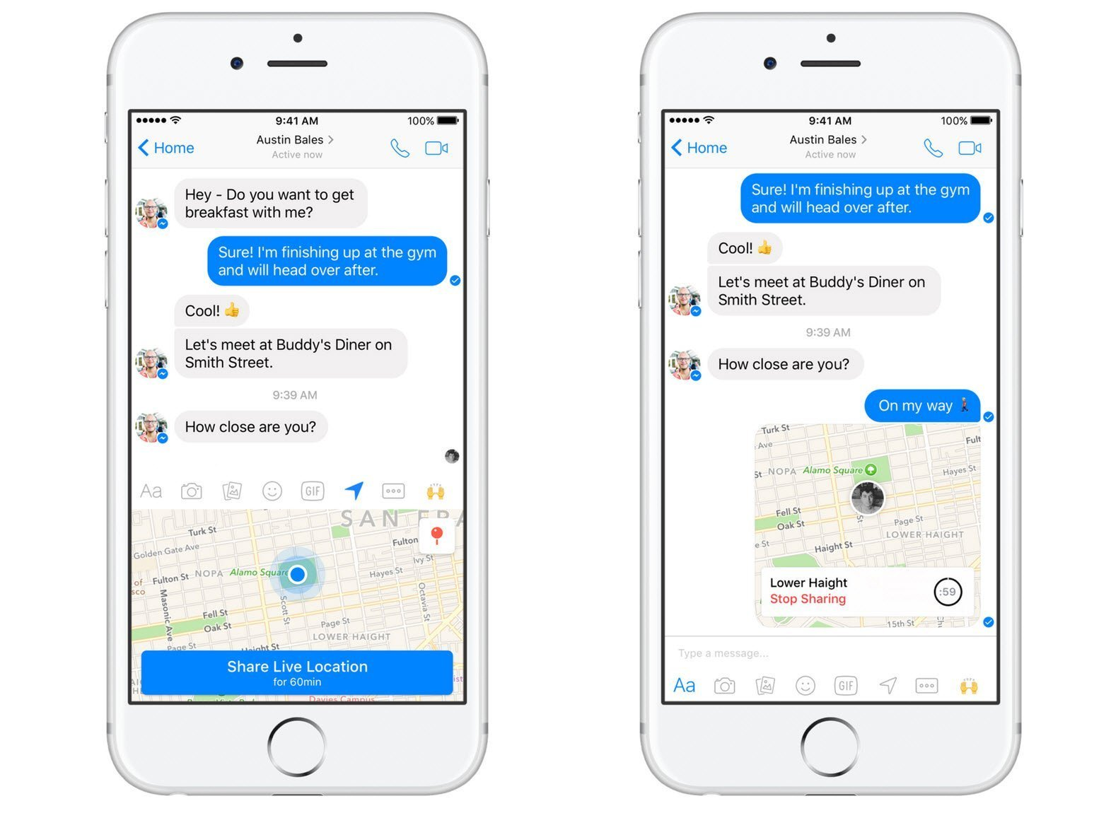 Interesting features coming to Facebook Messenger in 2019