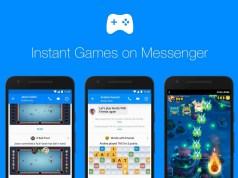 Instant games on Messenger