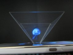 Phone Hologram