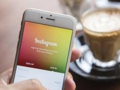 instagram App signup