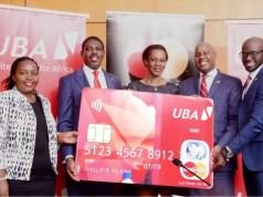 UBA Mastercard Uganda