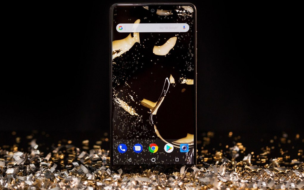 The Essentail Phone review