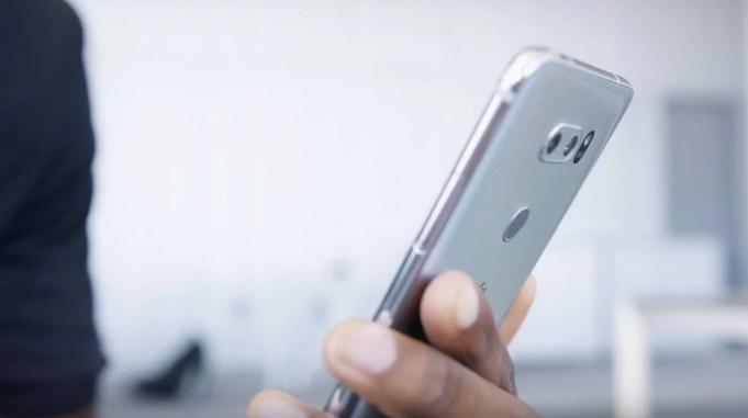 The LG V30