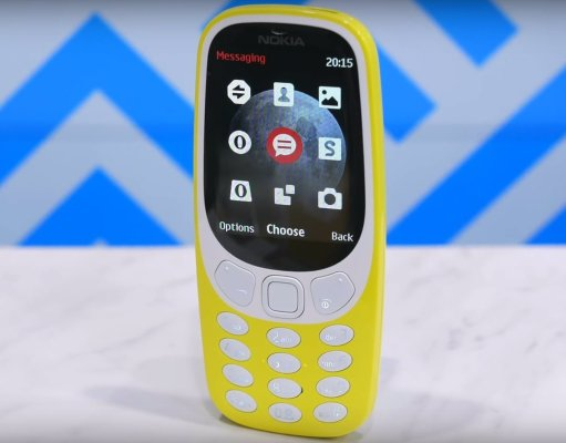 The Nokia 3310 review 2