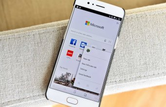 Edge Browser on Android