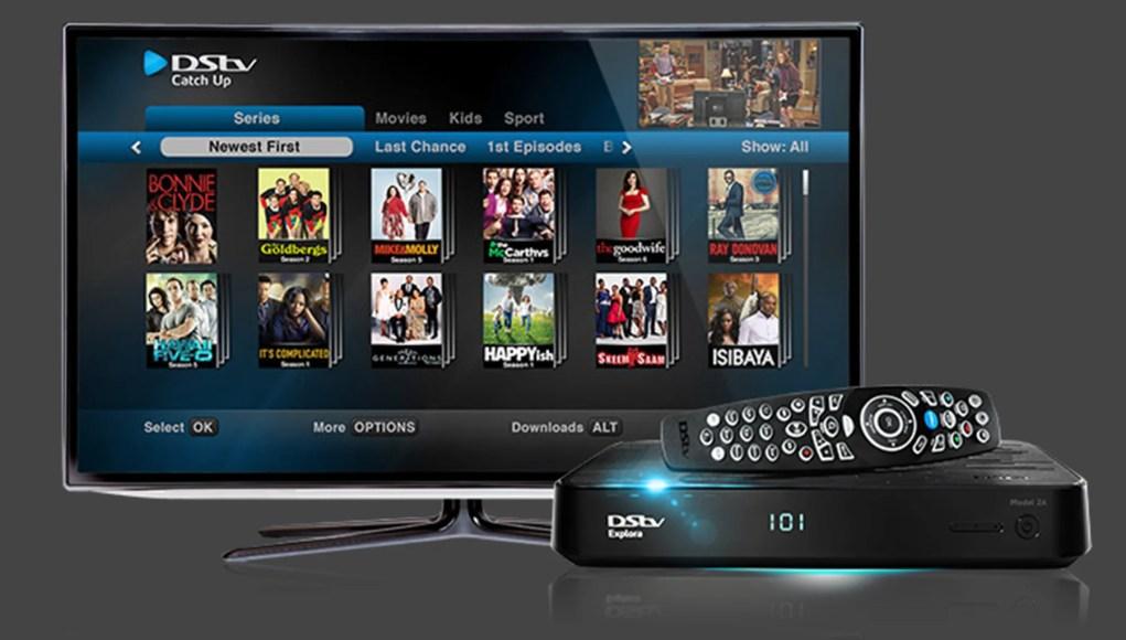 ExplorerDSTV