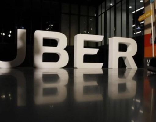 Uber 3d logo
