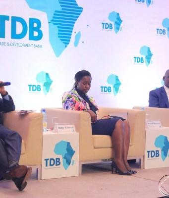TDB lanches in Uganda