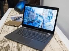 Asus NovaGo laptop