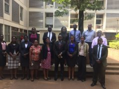 NITA Uganda and other officilas outside the Ministry of ICT and National Guidance