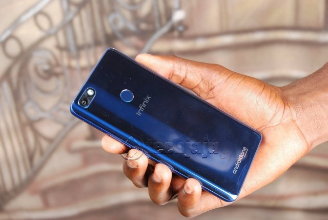Infinix Note 5 Review: Android One Meets an Elegant Glass Infinix Note 5