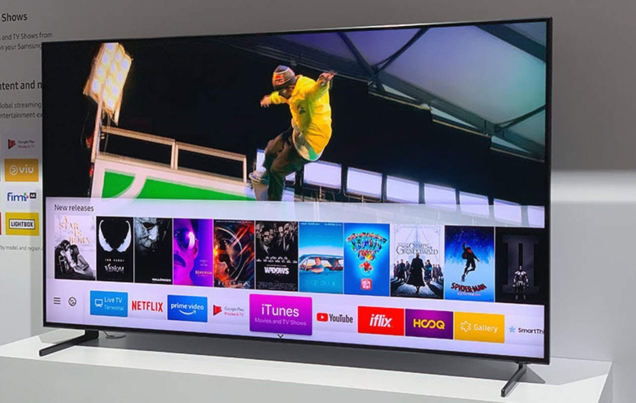 How to install and manage apps on a Samsung Smart TV – Techjaja