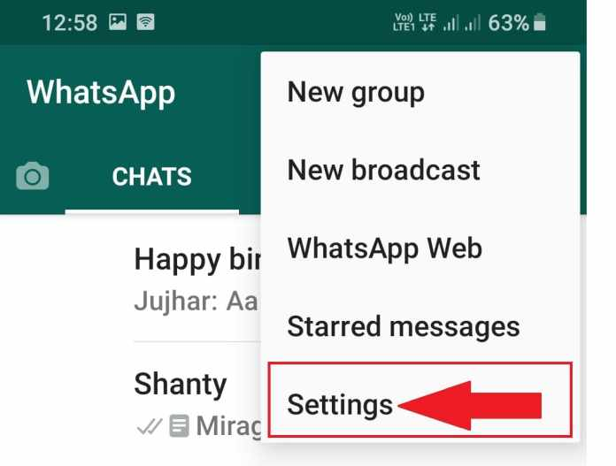 how to hide your mobile number on whatsapp group