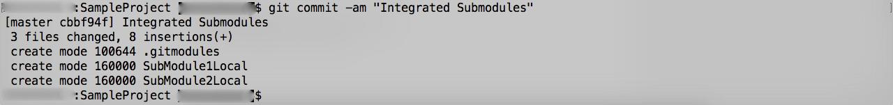 Working with Git Submodules - TechJini