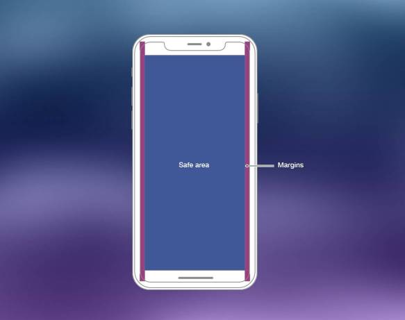 Designing for iPhone X-12