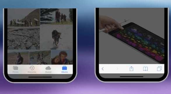 Designing for iPhone X-8