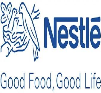 Nestle Recruitment 2021