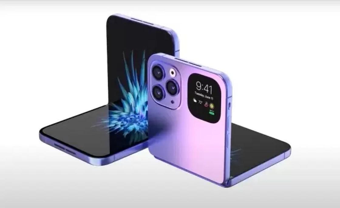 iPhone con TouchID sotto schermo e iPhone pieghevole in arrivo prossimamente