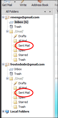 Migrating Seamlessly From One Gmail Account To Another