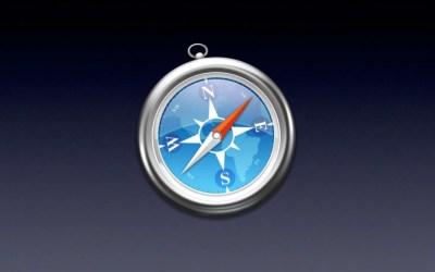 OS X Safari History