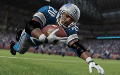 Barry Sanders NFL 25