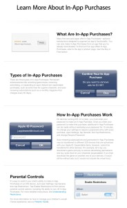 Apple In App Purchases
