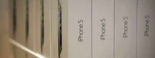 iPhone U.S. Sales