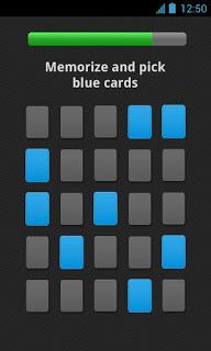 Puzzle Alarm Memory Game