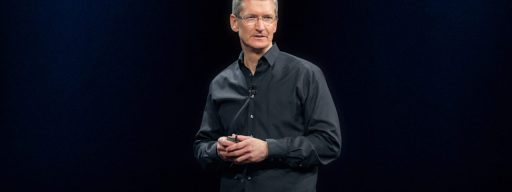 Tim Cook Apple September Keynote