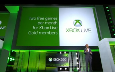 Xbox Games with Gold Extension